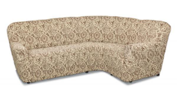 Купить со скидкой Чехол на классический угловой диван Виста Флоренция