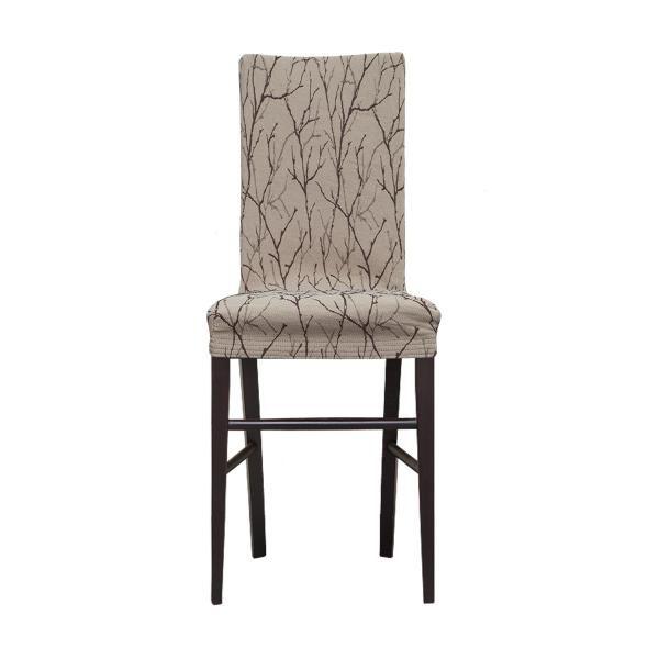 Ванесса Каштан. Чехол на стул со спинкой 50 см (2 штуки)Ванесса<br><br>