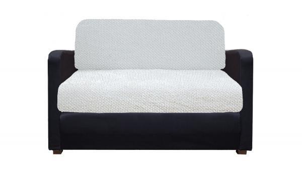 Купить со скидкой Чехол на подушку 2-х местного дивана Элеганте Кремовый
