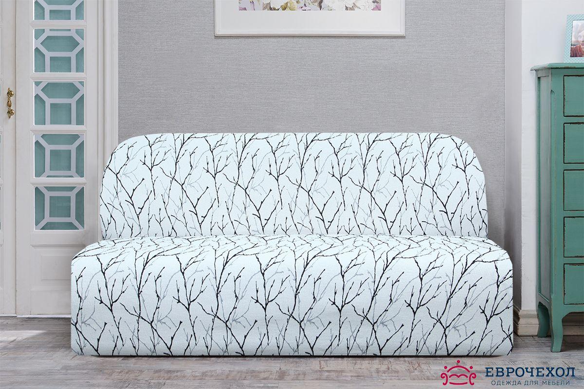 Чехол на диван Бигдео Икеа. Еврочехол на 3-х местный диван без подлокотниковЧехлы на типовые диваны<br><br>