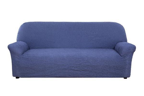 Элеганте Пурпурный. Чехол на 3-х местный диванЭлеганте<br><br>
