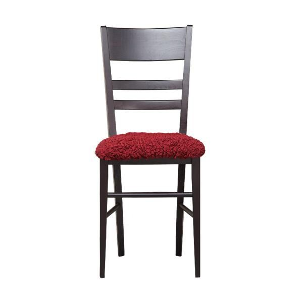 Чехол на сиденье стула Модерн Рубин