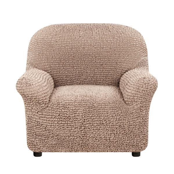 Купить со скидкой Чехол на кресло Беллини Бежевый