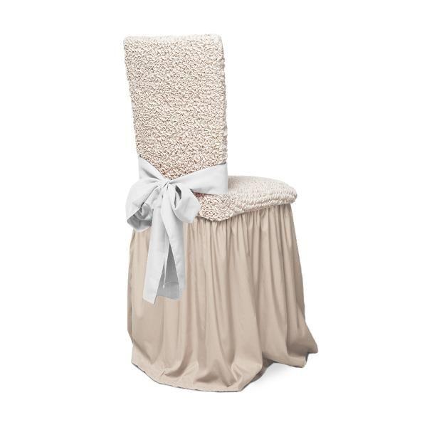 Банкетная лента Микрофибра Белый жемчугБанкетные ленты и фиксаторы для чехлов<br>Банкетные ленты из микрофибры в цвете «Белый жемчуг» выполнены в белом цвете. Банкетные ленты из микрофибры идеально подойдут для декора стула. Кроме того, с помощью ленты легко зафиксировать чехол на стуле. Состав ткани гипоаллергенен, а потому безопасен...<br>