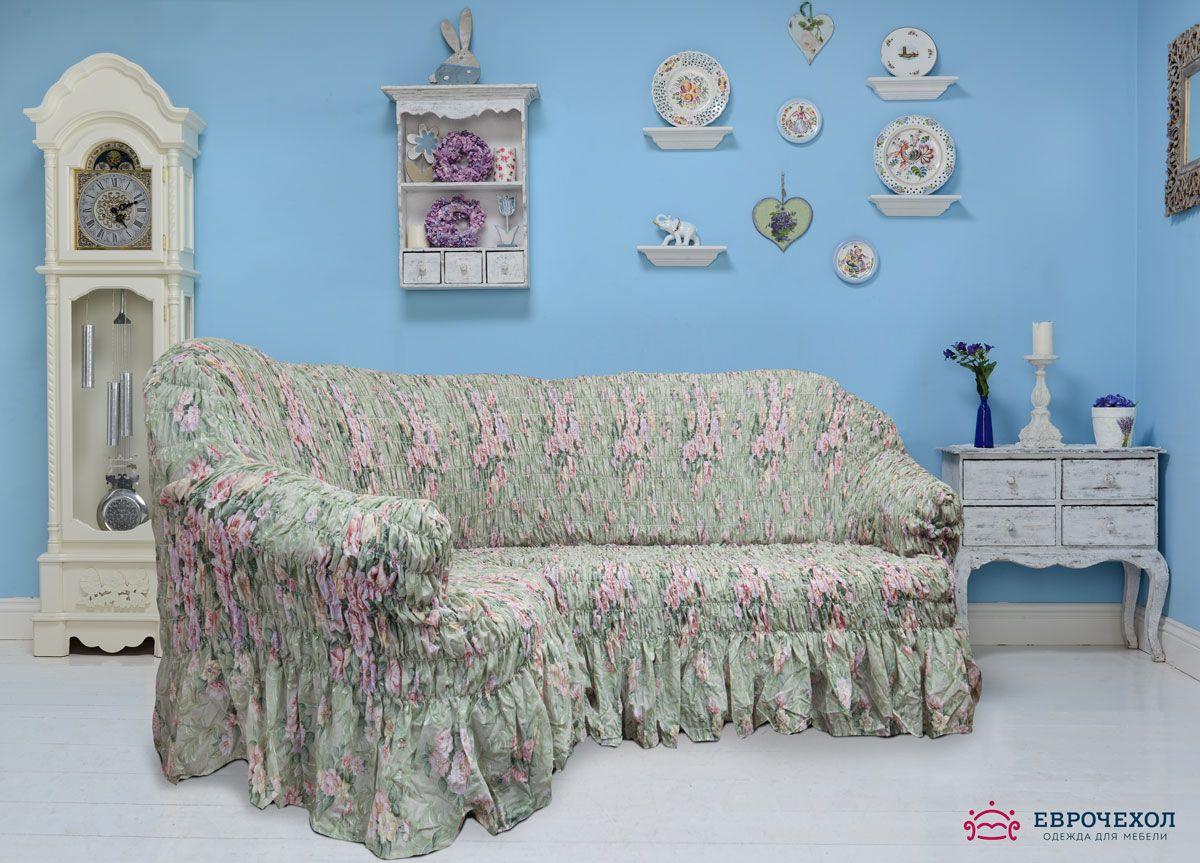 Чехол на диван Феличита. Чехол на классический угловой диванЧехлы на типовые диваны<br><br>