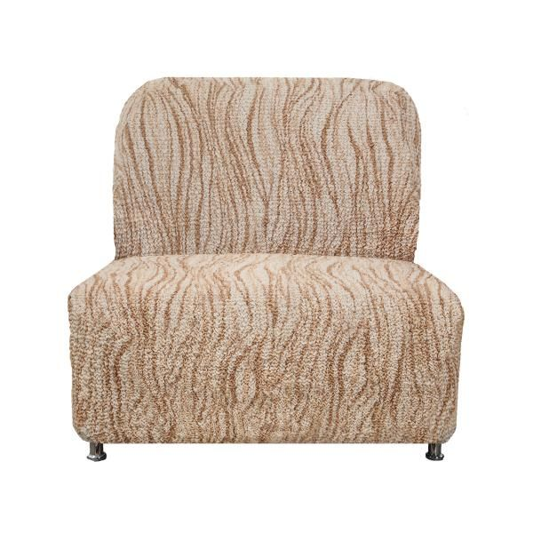 Виста Элегант Крем. Чехол на кресло без подлокотниковВиста<br><br>