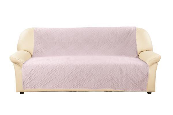 Чехол для дивана Еврочехол Накидка на 3-х местный диван Портофино Коричневый от Еврочехол