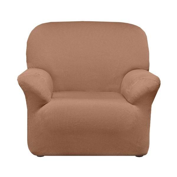 Купить со скидкой Чехол на кресло Рустика Бежевый