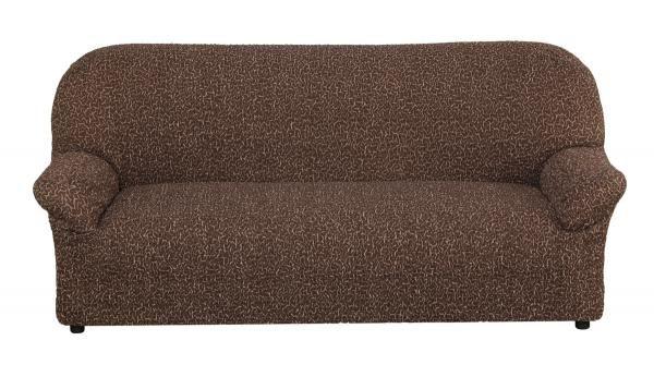 Плиссе Мускат. Чехол на 3-х местный диванЧехлы на диваны на резинке<br><br>