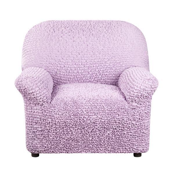 Чехол на кресло Микрофибра Лиловый