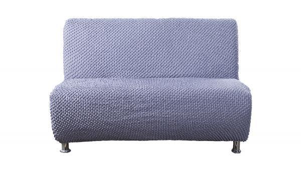 Элеганте Пурпурный. Чехол на 2-х местный диван без подлокотниковЭлеганте<br><br>