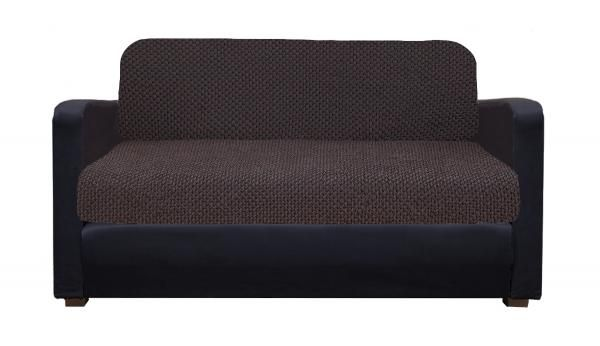 Купить со скидкой Чехол на подушку 3-х местного дивана Элеганте Темно-Коричневый