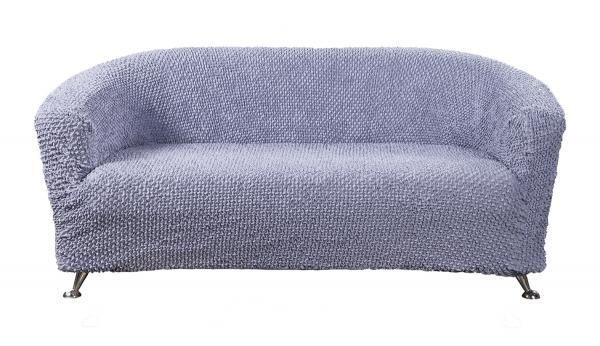 Элеганте Пурпурный. Чехол на 3-х местный диван ракушкуЭлеганте<br><br>