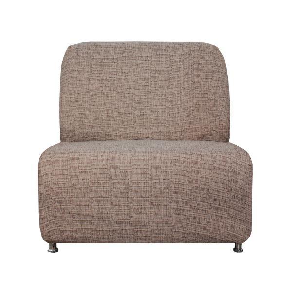 Андреа Мокко. Чехол на кресло без подлокотниковАндреа<br>Изделие выполнено в приятных пастельных тонах.<br>