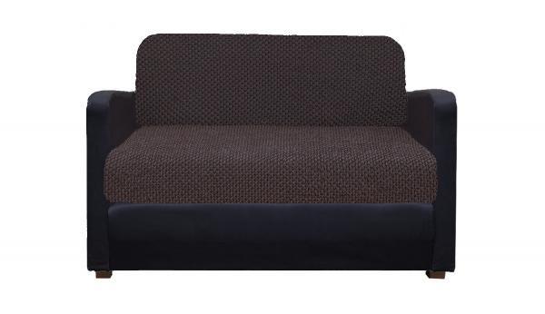 Купить со скидкой Чехол на подушку 2-х местного дивана Элеганте Темно-Коричневый