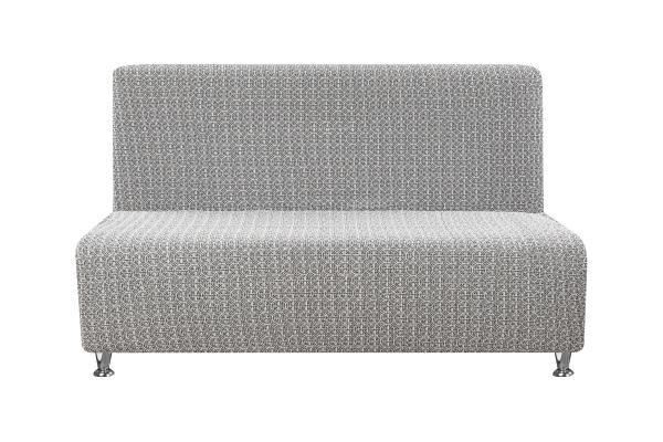 Купить со скидкой Чехол на 3-х местный диван без подлокотников Коста Серый