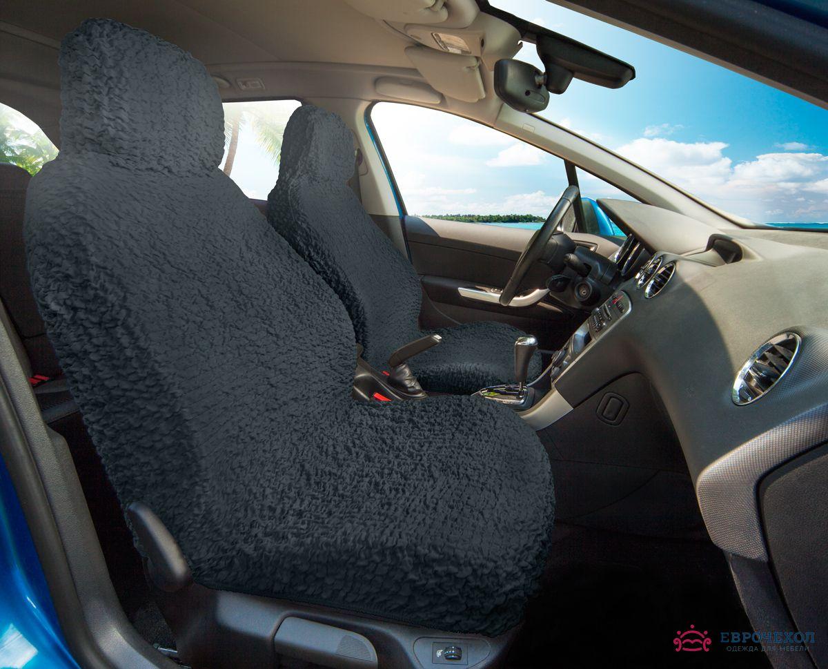 Еврочехол на автомобильное кресло Синий(1 штука)Чехлы для автомобильных кресел<br>Стильный синий цвет отлично сочетается с интерьерами любых автомобилей, насыщенный цвет богато смотрится в салоне автомобиля. Чехлы сделаны из высококачественного материала. Очень удобная и приятная ткань, которая не изнашивается долгое время. <br> Особенно...<br>